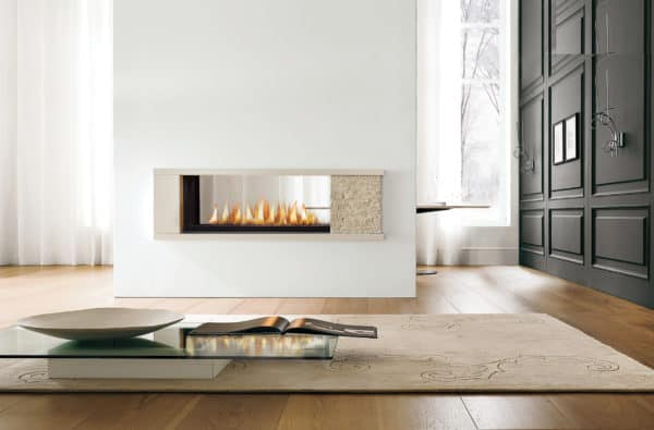 """Marquis infinite 42"""" gas fireplace 