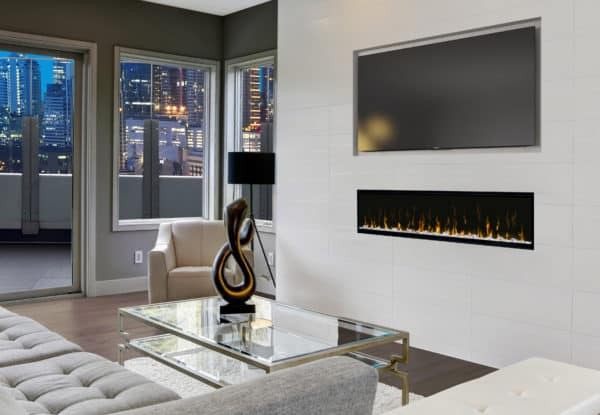 """Dimplex ignitexl 60"""" linear electric fireplace 