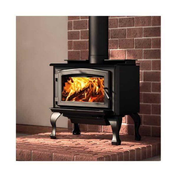 1700 wood stove image on safe home fireplace website