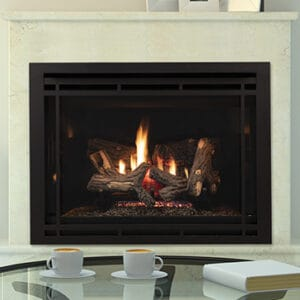 "Astria Altair DLX 45"" gas fireplace 