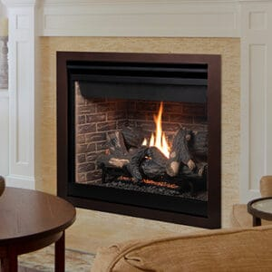 """Astria Altair 45"""" gas fireplace 