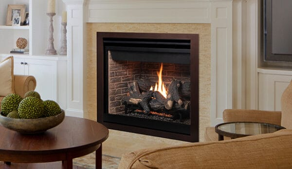 "Astria altair 45"" gas fireplace 