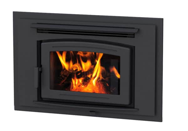Fp25 traditional black left scaled image on safe home fireplace website