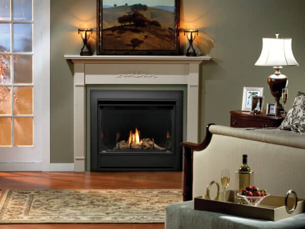 """Marquis cove 46"""" gas fireplace 