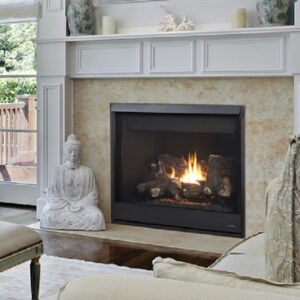 "Astria Altair 40"" Gas Fireplace 