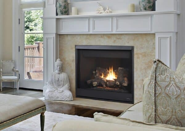 """Astria altair 40"""" gas fireplace 