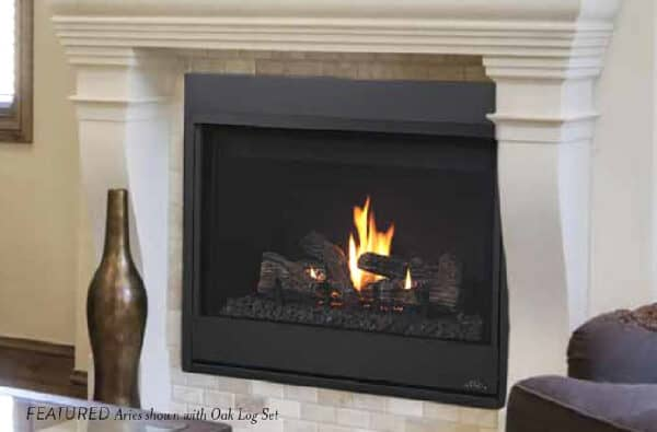 Aries lg 1 image on safe home fireplace website
