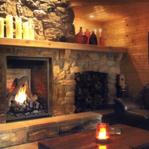 """Marquis Cove 39"""" Gas Fireplace 