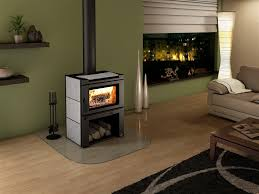 Osburn matrix wood stove with blower | safehome fireplace | london & strathroy