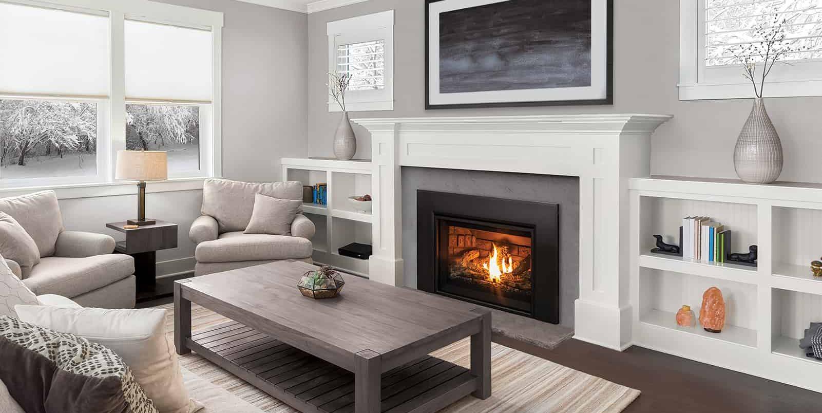 Enviro E25 Gas Insert | Safe Home Fireplace: London & Strathroy Ontario