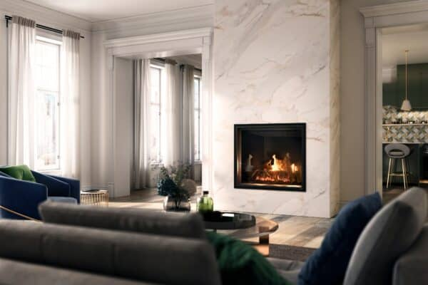 Valcourt srf40 square gas fireplace | safe home fireplace in london & strathroy ontario