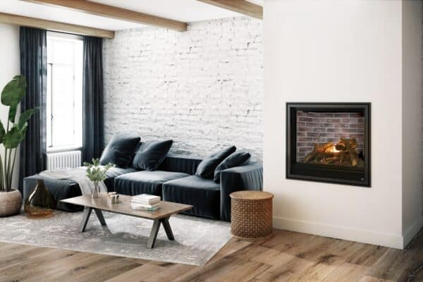 Valcourt s36 square gas fireplace | safe home fireplace in london & strathroy ontario