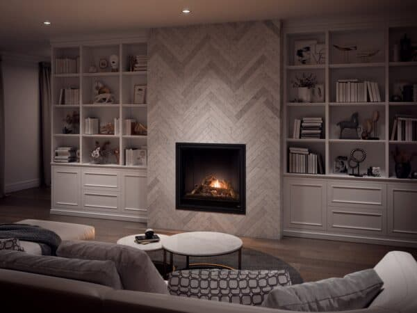 Valcourt s42 square gas fireplace | safehome fireplace | london & strathroy