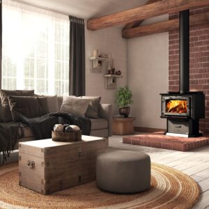 Osburn 1700 Wood Stove | Safehome fireplace | London & Strathroy