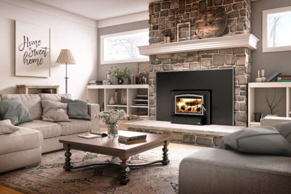 Osburn 1700 wood insert | safehome fireplace | london & strathroy
