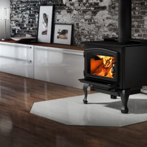 Osburn 1700 wood stove   safehome fireplce   london & strathroy