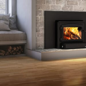 Osburn 2000 wood insert | safehome fireplace | london & strathroy