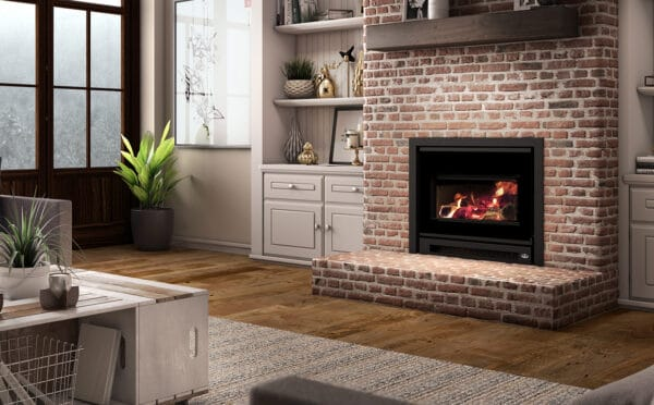 Osburn inspire 2000 wood insert | safehome fireplace | london & strathroy