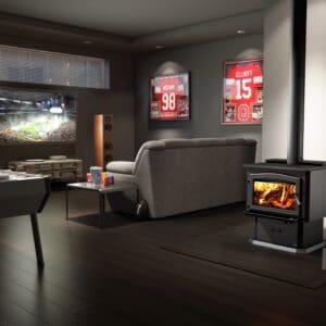 Osburn 3500 wood stove | safehome fireplace | london & strathroy