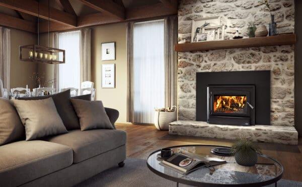 Osburn 3500 wood insert | safehomefireplace | london & strathroy