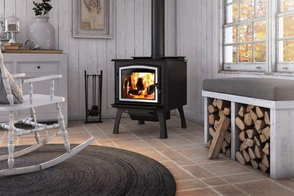 Osburn 3300 wood burning stove 7 2 image on safe home fireplace website
