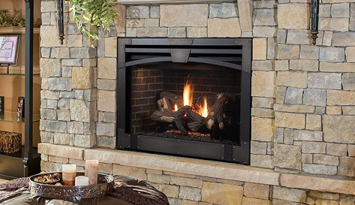 "Astria altair dlx 40"" gas fireplace | safe home fireplace | london & strathroy ontario"