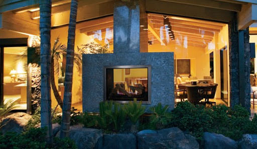 Astria montebello see through gas fireplace | safe home fireplace | london & strathroy