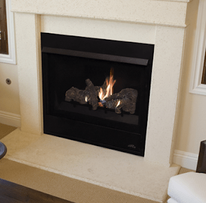 Sries 33 Direct vent gas fireplace | SafeHome Fireplace | London & Strathroy