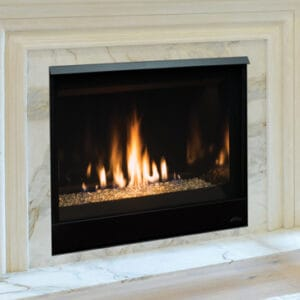 "Astria scorpio 40"" gas fireplace 