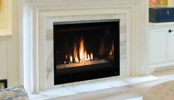 "Astria scorpio 40"" gas fireplace | safe home fireplace in london & strathroy ontario"