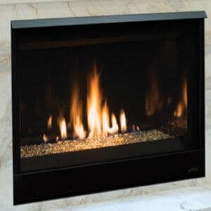 "Astria scorpio 45"" gas fireplace | safe home fireplace | london & strathroy ontario"