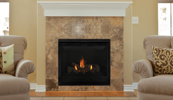 "Astria aries 40"" gas fireplace 
