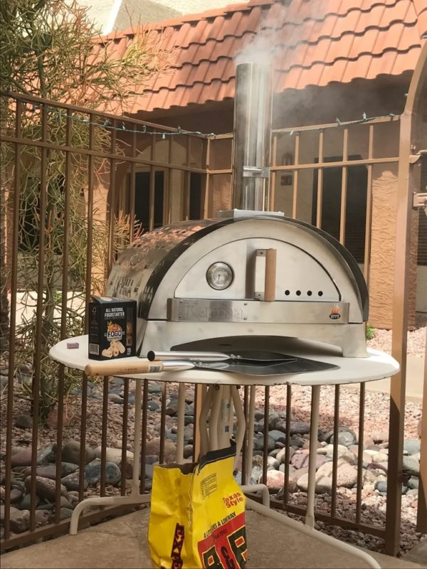 Wppo karma 25 304ss pizza oven | safe home fireplace in london & strathroy ontario