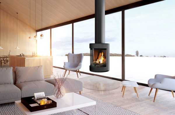Enviro s50 gas stove | safe home fireplace in london & strathroy ontario