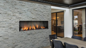 Barbara jean 48 outdoor linear gas fireplace | safe home fireplace in london & strathroy ontario