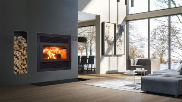 Rsf focus sbr wood fireplace | safe home fireplace in london & strathroy