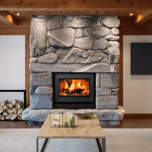RSF Focus 3600 Wood Fireplace | Safe Home Fireplace in London & Strathroy Ontario
