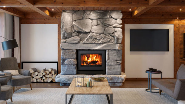 Rsf focus 3600 wood fireplace   safe home fireplace in london & strathroy ontario
