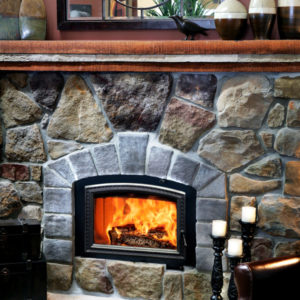 RSF Opel 3 Plus Wood Burning Fireplace | Safe Home Fireplace in London & Strathroy Ontario