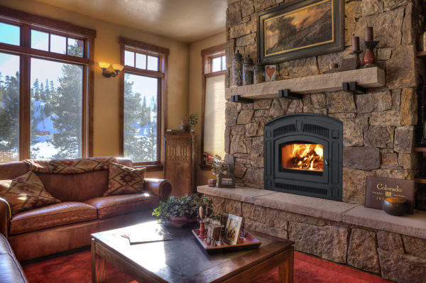 Rsf pearl 3600 wood burning fireplace | safe home fireplace in london & strathroy ontario