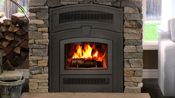 Rsf opel plus keystone wood burning fireplace | safe home fireplace in london & strathroy ontario