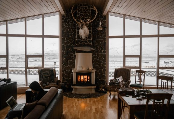 Safe home fireplace - nice fireplace - featured image